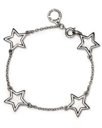 Marc By Marc Jacobs - Metallic Chasing Stars Bracelet - Lyst