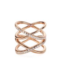 Samantha Wills | Pink My Heart's Infinity Ring | Lyst