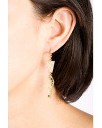 Kelly Wearstler | Metallic Hadean Earring | Lyst