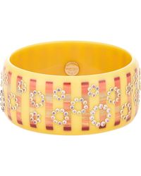 Mark Davis | Metallic Linea-celerie Bangle | Lyst