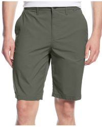 Hurley - Blue Men's Dri Fit Chino Shorts for Men - Lyst