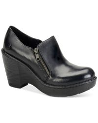 Born | Black Glover Clogs | Lyst