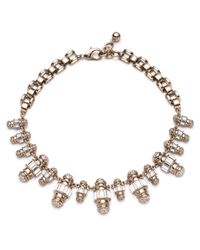 Lulu Frost - Metallic Phantom Necklace - Lyst