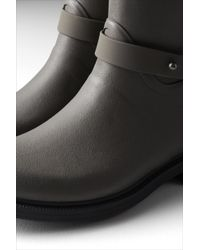 Rag & Bone | Brown Riding Rain Boot | Lyst