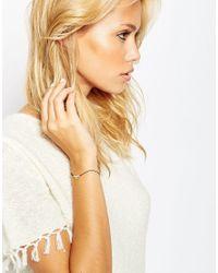 ASOS | Multicolor Limited Edition Mini Stone Bracelet | Lyst