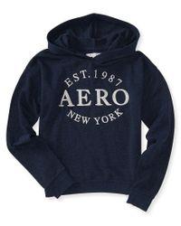 Aéropostale | Blue Aero New York Popover Graphic T | Lyst