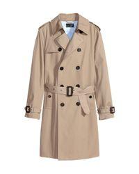 H&M Natural Classic Trenchcoat for men