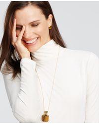 Ann Taylor | White Long Sleeve Turtleneck | Lyst