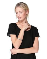 House of Harlow 1960 - Metallic Bracelet - Lyst