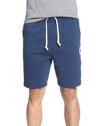 Converse | Blue 'core' Shorts for Men | Lyst