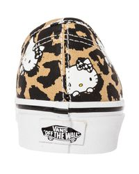Vans - Multicolor The X Hello Kitty Authentic Sneaker - Lyst