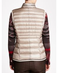 Gerry Weber Natural Trim Down Gilet