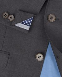 Ted Baker | Blue The Commuter Checked Cycling Suit Jacket for Men | Lyst