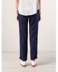 Joie Blue Martesha Trousers