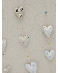Dosa | White Hearts Garland | Lyst