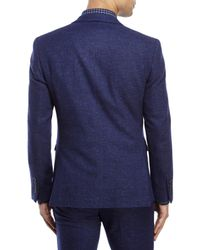 Moods Of Norway - Blue Stein Tonning Donegal Jacket for Men - Lyst