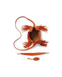 Pink Pony   Orange Small Ricky Drawstring Bag   Lyst
