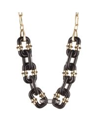 Alexis Bittar | Metallic Large Double Sided Link Station Necklace You Might Also Like | Lyst