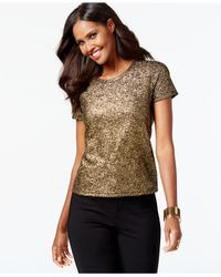 INC International Concepts | Metallic Only At Macy's | Lyst