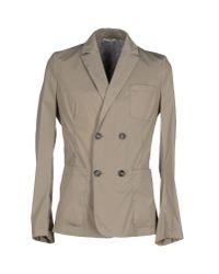 Obvious Basic | Gray Blazer for Men | Lyst
