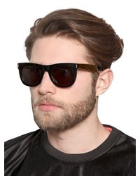 Retrosuperfuture - Metallic Ciccio Francis Gold Sunglasses for Men - Lyst