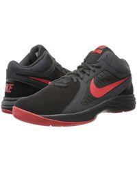Nike Black Flyknit Racer for men