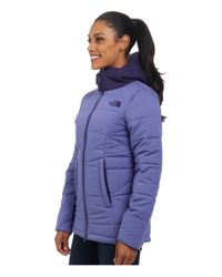The North Face | Purple Roamer Parka | Lyst