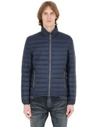 Colmar | Blue Punk Super Light Nylon Down Jacket for Men | Lyst