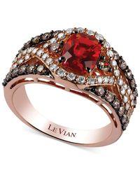 Le Vian - Pink Fire Opal (3/4 Ct. T.w.) - Lyst