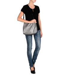 Gherardini - Gray Cross-body Bag - Lyst