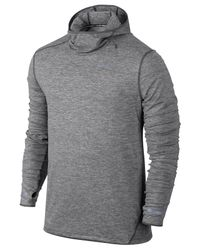 Nike | Gray Men's Dri-fit Element Pullover Hoodie for Men | Lyst