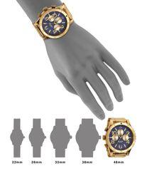 Nixon - Metallic 48-20 Chronograph Watch for Men - Lyst