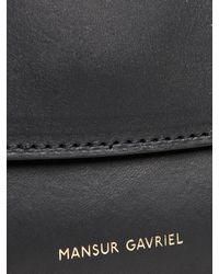 Mansur Gavriel - Black Mini Lady Bag - Lyst