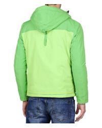 Napapijri | Green Rainforest Water-Resistant Anorak for Men | Lyst