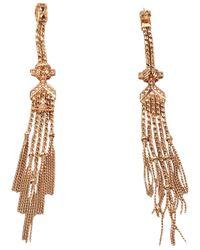 Vivienne Westwood | Metallic Maria Dangling Earrings | Lyst