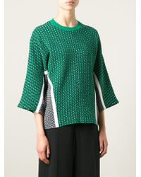 Marni | Green Sweater | Lyst