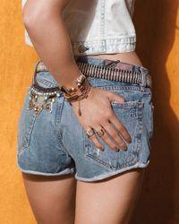 Sonia Rykiel Metallic Star Bracelet
