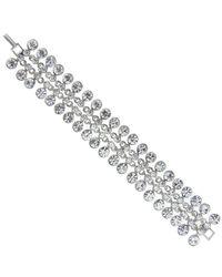 Nina - Metallic Tiarra Bracelet - Lyst