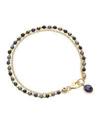 Astley Clarke | Blue Set Of Three Bracelets | Lyst