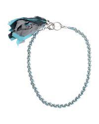 Liu Jo Blue Necklace