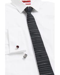 HUGO Metallic Cufflinks: 'e-tokeep' for men