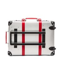 "Globe-Trotter Black 21"" Ekocycle Trolley Suitcase"