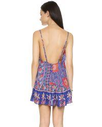 Flynn Skye | Blue I Am Lolita Dress - Thailand Dream | Lyst