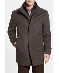 Cardinal Of Canada | Brown Wool Jacket for Men | Lyst