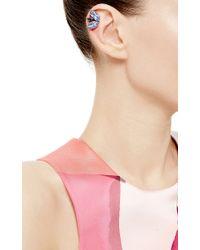 Olya Shikhova | Blue Taiga Clips Ear Cuffs | Lyst