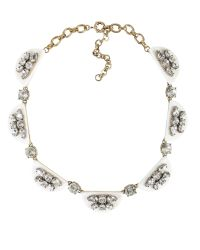 Ziba - Metallic Laura Necklace - Lyst