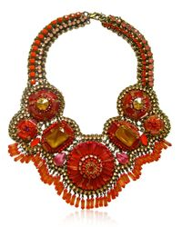 Sveva Collection | Red Frida Necklace | Lyst