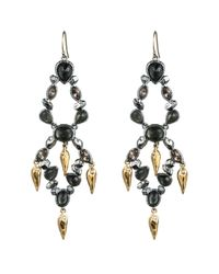 Alexis Bittar - Multicolor Dark Phoenix Rocky Chandelier Earring You Might Also Like - Lyst