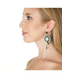 Lionette | Multicolor Mandela Earrings | Lyst
