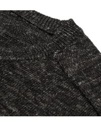 J.Crew - Gray Lightweight Marl Sweater for Men - Lyst
